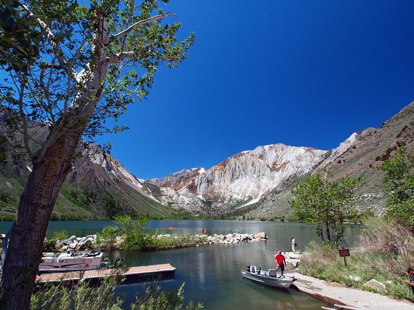 How I Saw It - Yosemite and Mammoth Lakes Area - California