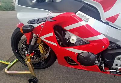 Honda CBR929RR on Iconic Motorbike Auctions