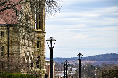 36470 Campus Scenes February 2020