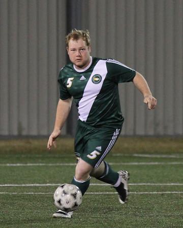 CMU Men's Soccer 2012