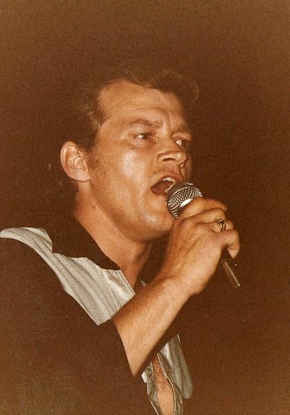 Dave Kay 1982