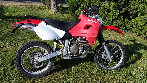 Original 2001 XR650R