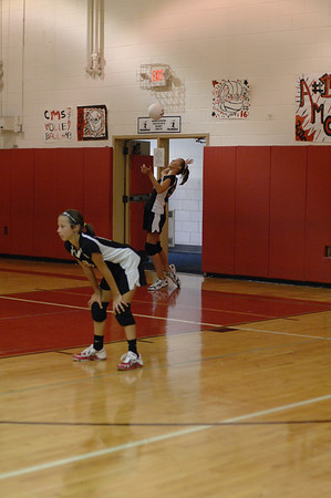 CMS Volleyball 7th Grade