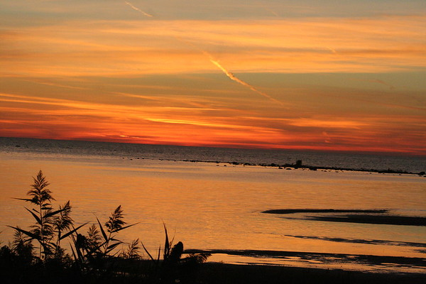 Day 10: Port Elgin Sunset - 7 October 2006