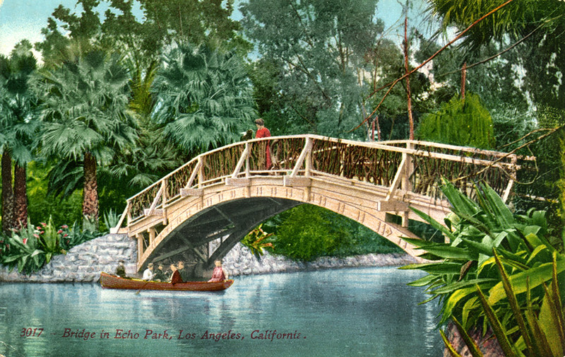 Bridge in Echo Park