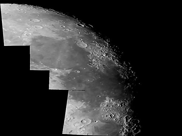 Paul F. Campbell Moon mosaic photos