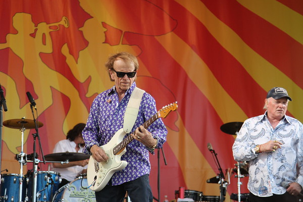 The Beach Boys 50 at New Orleans Jazz Fest 2012