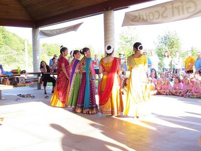 e. Dance Demonstration