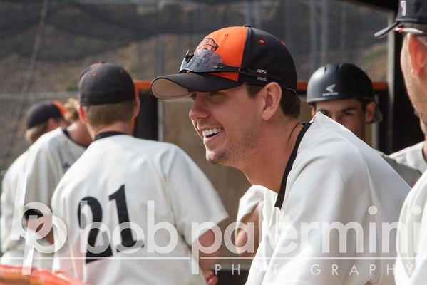 Oxy Baseball vs Emory 2-7-14