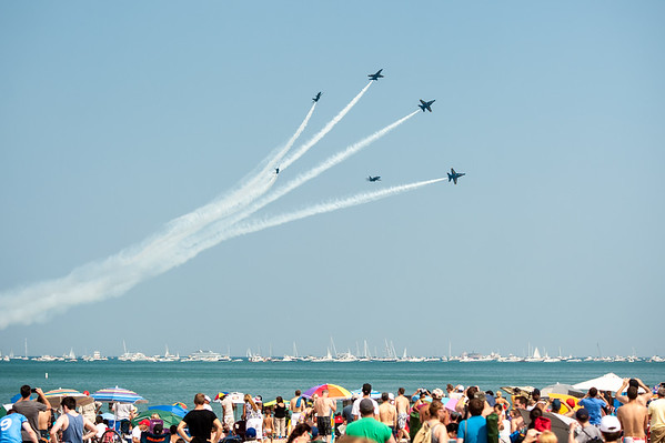 2015 Chicago Air & Water Show
