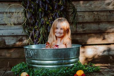Kendra {Fruit Bath-June 2021}