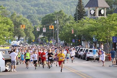 2 Mile Start - 2018 BOYNE INDEPENDENCE DAY RUN