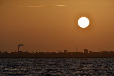 Jekyll Island Boat Tours - Sunset 08-01-20
