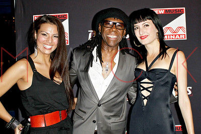 New York, NY - July 19:  The opening night party for the 2010 New Music Seminar at The Revolution Hall, New York, USA.