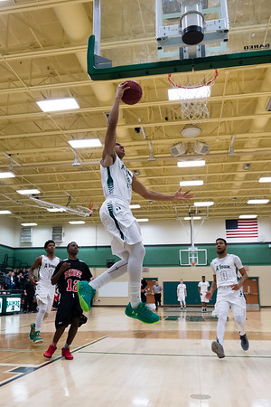 2/26/16 - Atholton Boys Varsity Basketball vs Bennett