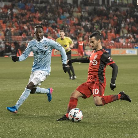 Sporting KC vs Toronto FC