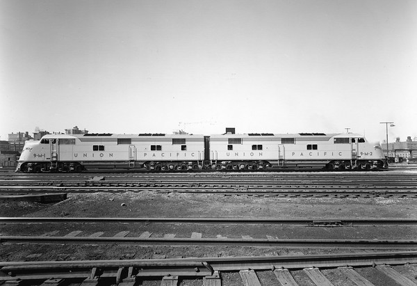 UP Diesel Locomotives (UPRR Photos)