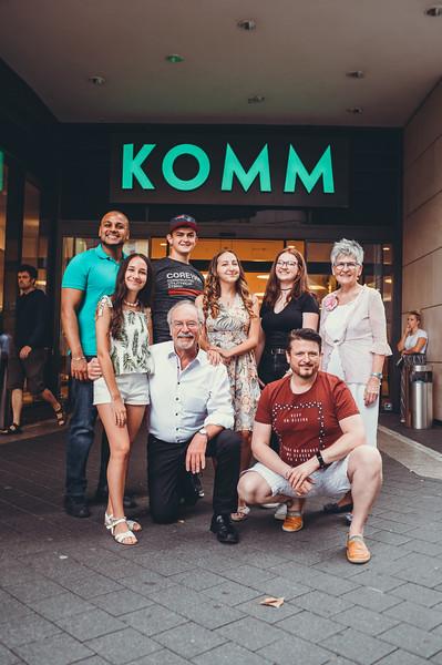 KOMM Shopping Center Jubiläum