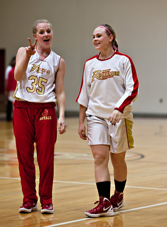Wyoming Valley West at Holy Redeemer JV 01/12/12