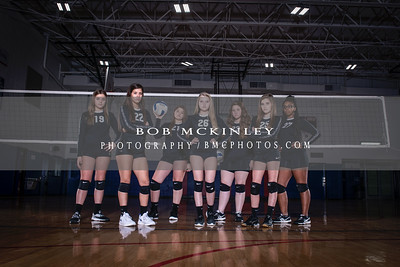 2018 CMMS Volleyball