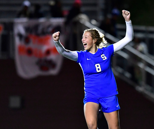 11/19/2019 Mike Orazzi | Staff Southington High School's Allison Carr 