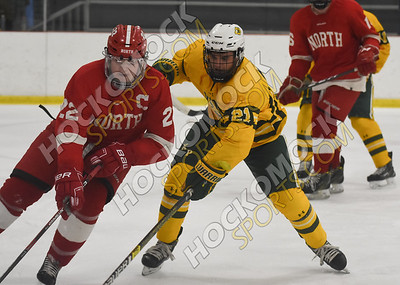 King Philip - North Attleboro Boys Hockey 1-15-20