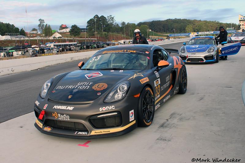 GS-CJ Wilson Racing Porsche Cayman GT4....