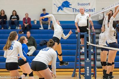 Varsity Volleyball vs Grandview