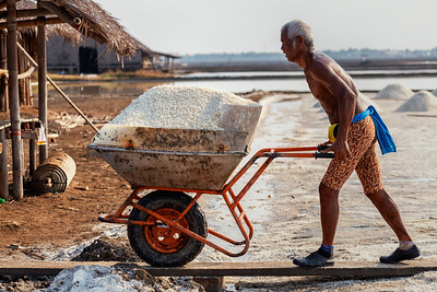 Thai Salt Farm