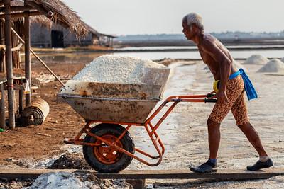 Thai Salt Farm