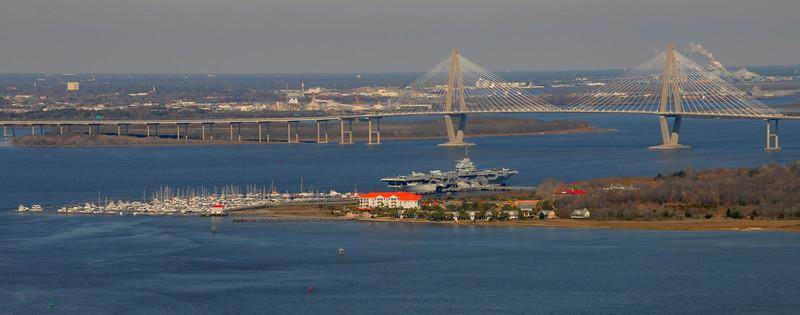 Charleston Harbor Resort Aerial.jpg
