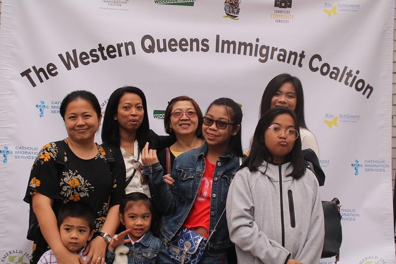 WoodsideWorldwide ImmigrantsUnited Singles