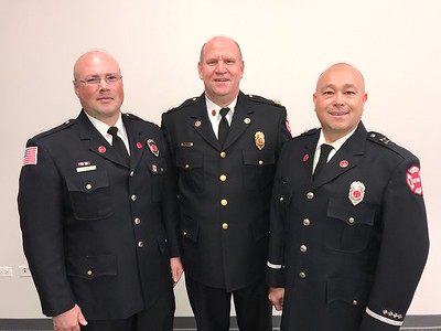 2019-10-24 - Fire Dept Promotions