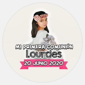 Comunión Lourdes