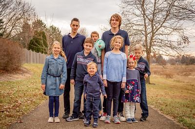 Gliege Children - December 2019