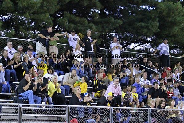 UAHS Varsity Football 9/24/10