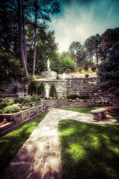 In the Garden of St Elizabeth's.psd