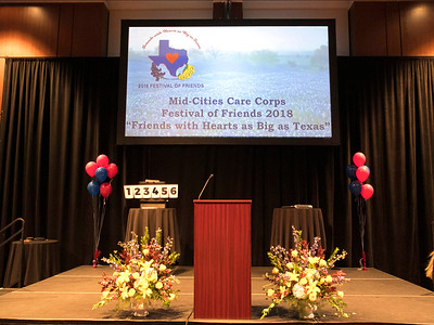 Mid-Cities Care Corp Festival of Friends 2018