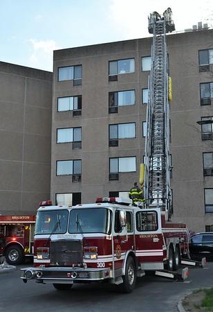 Apartment Fire  - Linden Knoll Apartments - Brighton, NY 5/3/20