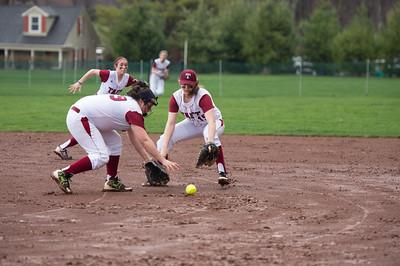 4/12/17: Varsity Softball v Berkshire