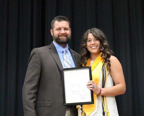 Lafayette High 2018 Senior Awards