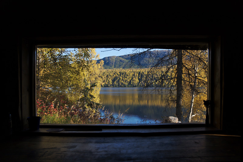Byers Lake Cabin