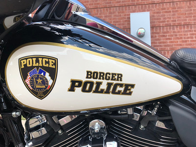 Borger Police Department