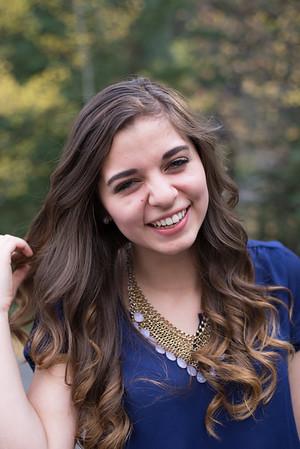 Brooke Taylor - Pre-Mission Photo
