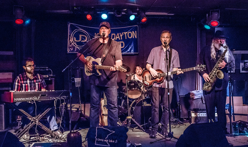 Jeff Dayton and Friends-The Narrows Blues Saloon 2015