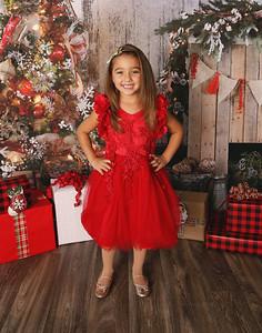 Alana's Christmas Mini