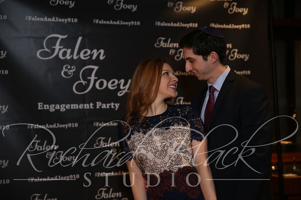 Falen & Joey's Engagement Party  1/14/17