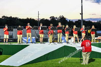 2021 Porter Ridge High School Band