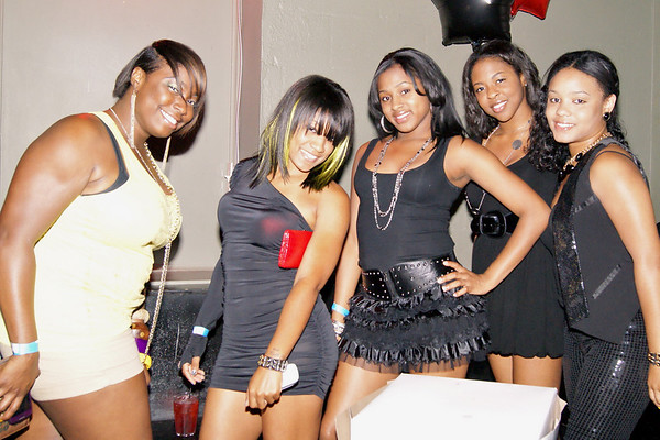 """TAYLOREMADE Ent. presents """"PARTY ON US"""""""