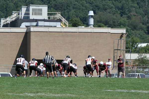 JV WWHS VS SO CHARLESTON SCRIMMAGE